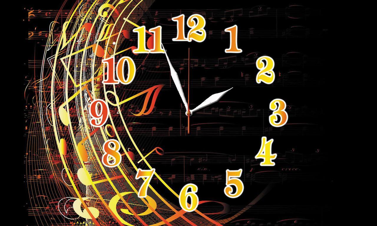 Годинники настінні скляні Т-Ок 008 SG-30050018