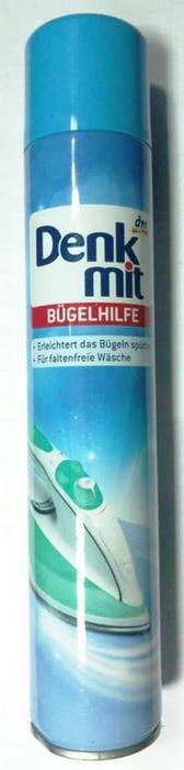 DenkMit Bügelhilfe спрей для облегченной глажки 500ml