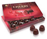 """Набор шоколадных конфет """"Вишня в шоколаде"""""""