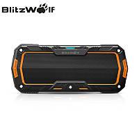 Защищенная Bluetooth колонка BlitzWolf BW-F3 Orange 2000 мАч IP65