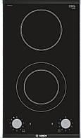 Электрическая варочная поверхность Bosch PKF375CA1E (Домино, 30 см, 2 зоны нагрева)