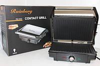 Контактный гриль, Сэндвичница Rainberg RB-5402 мощностью 2200 Вт