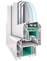 Металлопластиковые окна WDS 500