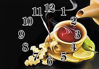Часы настенные стеклянные Т-Ок 009 SG-3505003