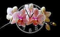 Часы настенные стеклянные Т-Ок 009 SG-3505008