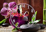Часы настенные стеклянные Т-Ок 009 SG-35050010