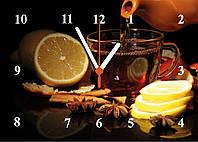 Часы настенные стеклянные Т-Ок 007 SG-3004003