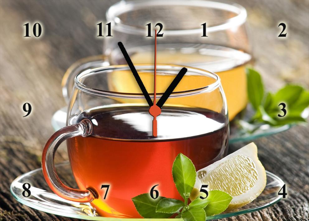 Часы настенные стеклянные Т-Ок 007 SG-3004006