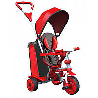 Детский велосипед Spin красный Y STROLLY Strolly (100836)