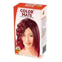 Крем-маска для волос COLOR MATE HAIR COLOR CREAM (красное дерево)