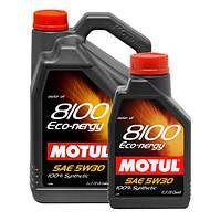 Моторное масло MOTUL 8100 Eco-nergy SAE 5W30