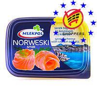 Сыр плавленный Mlekpol norweski smak 150г