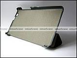 Черный чехол книжка Huawei Mediapad T3 7 3G, версия Bg2-U01, модель PU кожа, фото 6