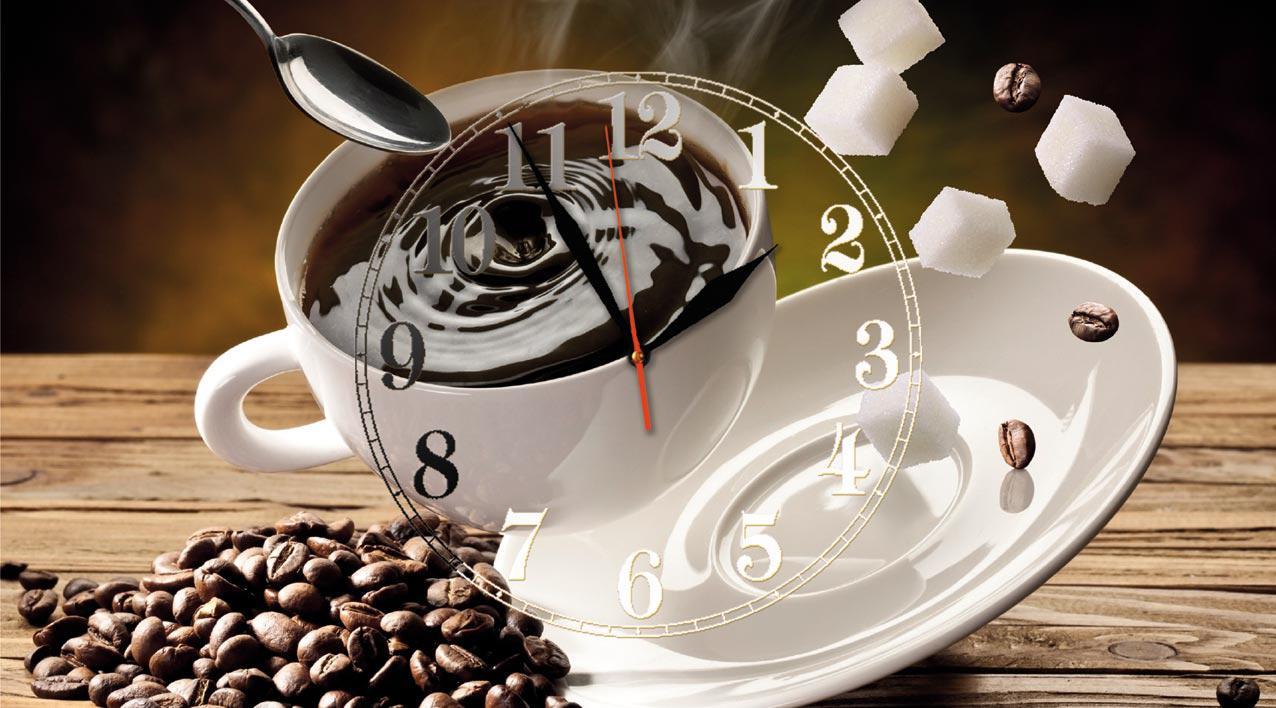 Часы настенные стеклянные Т-Ок 010 SG-2504503