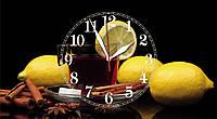 Часы настенные стеклянные Т-Ок 010 SG-2504505