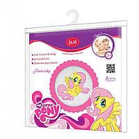 Набор для вышивания крестиком Флаттершай My Little Pony Делай с Мамой (57928)