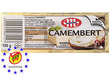 Сыр плавленый Mlekovita Camembert 100г