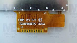 Дисплей (экран)   Nomi i245 X-Treme, оригинал!, фото 2