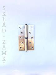 Петля врезная для деревянных дверей Imperial 125 мм АВ