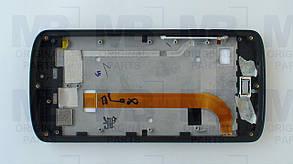 Дисплей (экран)  Nomi i5070 Iron-X черный, Оригинал!, фото 2