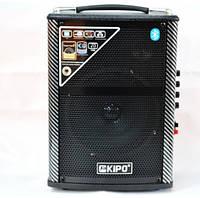 Колонка в виде чемодана KB-Q1