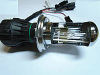 Биксеноновая лампа H4 газоразрядная 12В 6000K