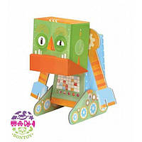 Krooom Картонный 3D конструктор Робот Ворчун Krooom (K-463)