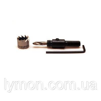 Фреза корончатая по металлу 60мм, фото 2