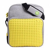 Сумка Textile Желтый Upixel (WY-A007G)