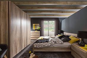 Спальня ANTICCA Мебель_BRW