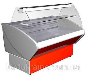 Холодильная витрина Полюс ВХСр-1,5 Полюс (-5...+5)