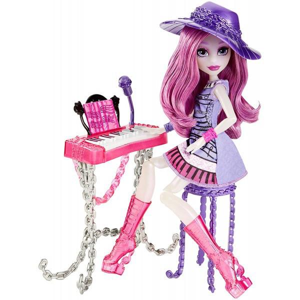 Monster High Ари Хантингтон  Музыкальный Класс Music Class Ari Hauntington Doll