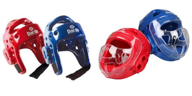 Шлемы для единоборств
