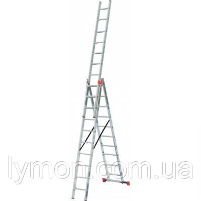 Лестница WERK Универсальная - LZ3211B/LLA311 3х11 (35277)