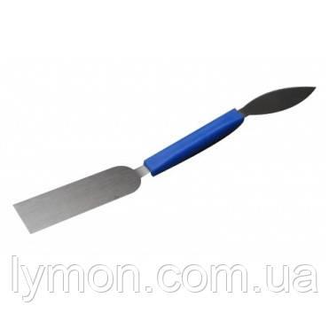 Кубала 0599 Шпатель універсал, сталевий 24мм, фото 2