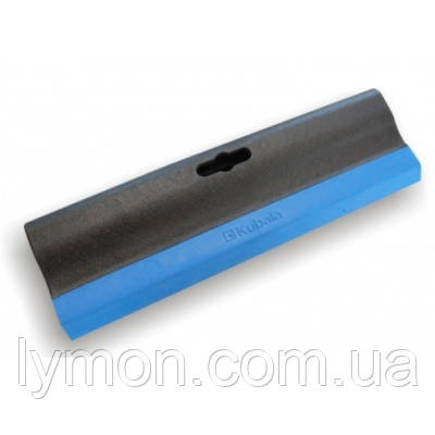 Кубала 0611 Шпатель резиновый пластик ручка 145мм, фото 2