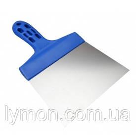 Кубала 0508 Шпатель (синя ручка) 130*90мм