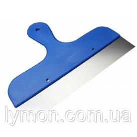 Кубала 0511 Шпатель (синя ручка) 250х40мм