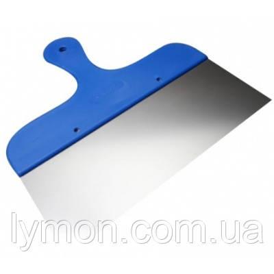 Кубала 0510 Шпатель (синяя ручка) 255*90мм, фото 2