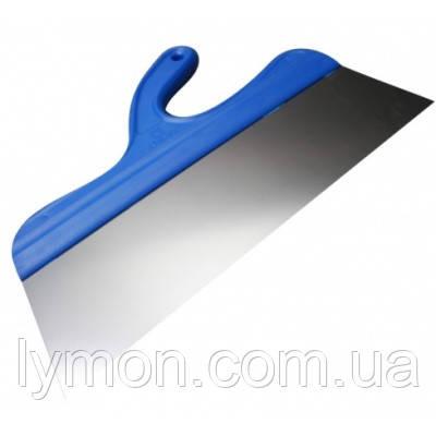 Кубала 0512 Шпатель (синя ручка) 350*90мм, фото 2