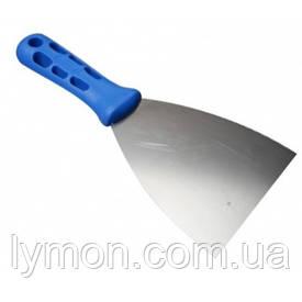 Кубала 0503 Шпатель (синя ручка) 80мм