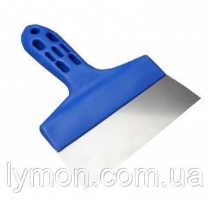 Кубала 0545 Шпатель (синя ручка) 150мм, фото 2