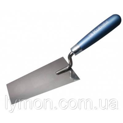 Кубала 0901 Кельма 80*145*55мм трапец дерев'яна ручка