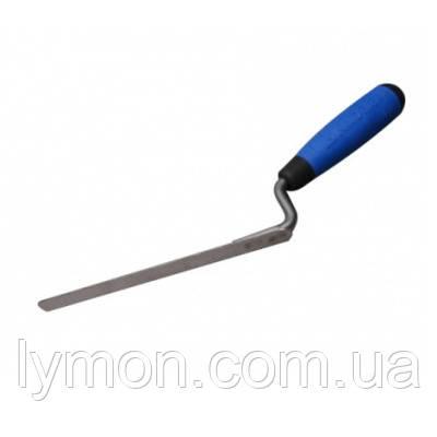 Кубала 1111 Кельма для швов 8мм резин ручка, фото 2