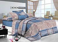 """Півтора-спальний постільний комплект """"Нова шотландка"""""""