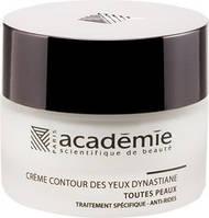 Крем для контура глаз Династиан / Academie Eye contour cream Dynastiane