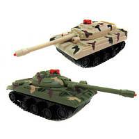 2 танка на радиоуправлении танковый бой 2102-2, фото 1