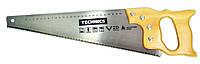 """Ножовка по дереву 7/1"""" 2D 450мм, Technics (41-061), фото 1"""