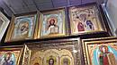 Схема на ткани для вышивания бисером Казанская икона Божией Матери. Венчальная Пара. А-строчка, фото 3