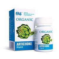 Артишок органический fito, 40 капсул Детокс. Мягкое желчегонное